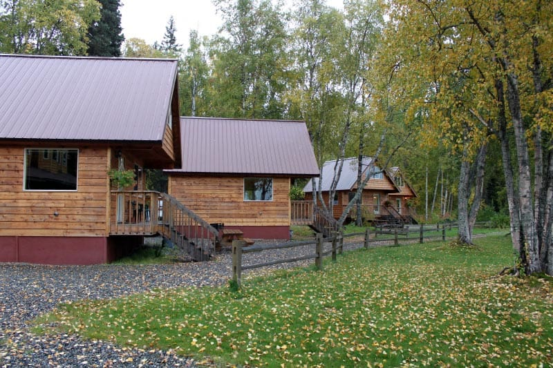 Talkeetna Cabin Rentals | Susitna River Lodge